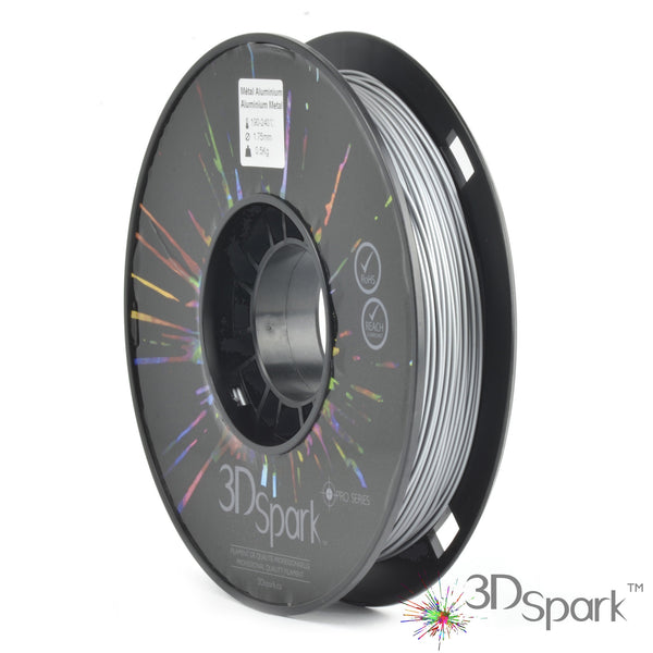 Metal Aluminium 0.5Kg 1.75mm filament  from 3D Spark