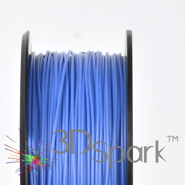 Temperature color changing blue to white 0,5Kg 1.75mm filament  from 3D Spark