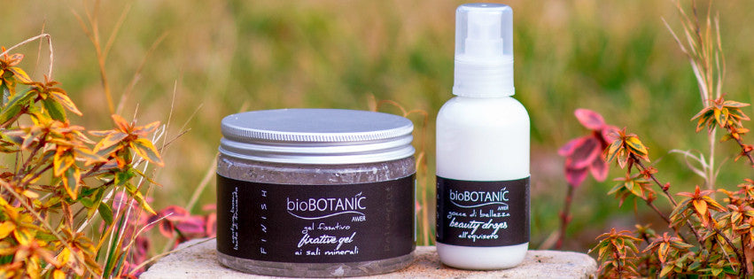 BIOBOTANIC products contain
