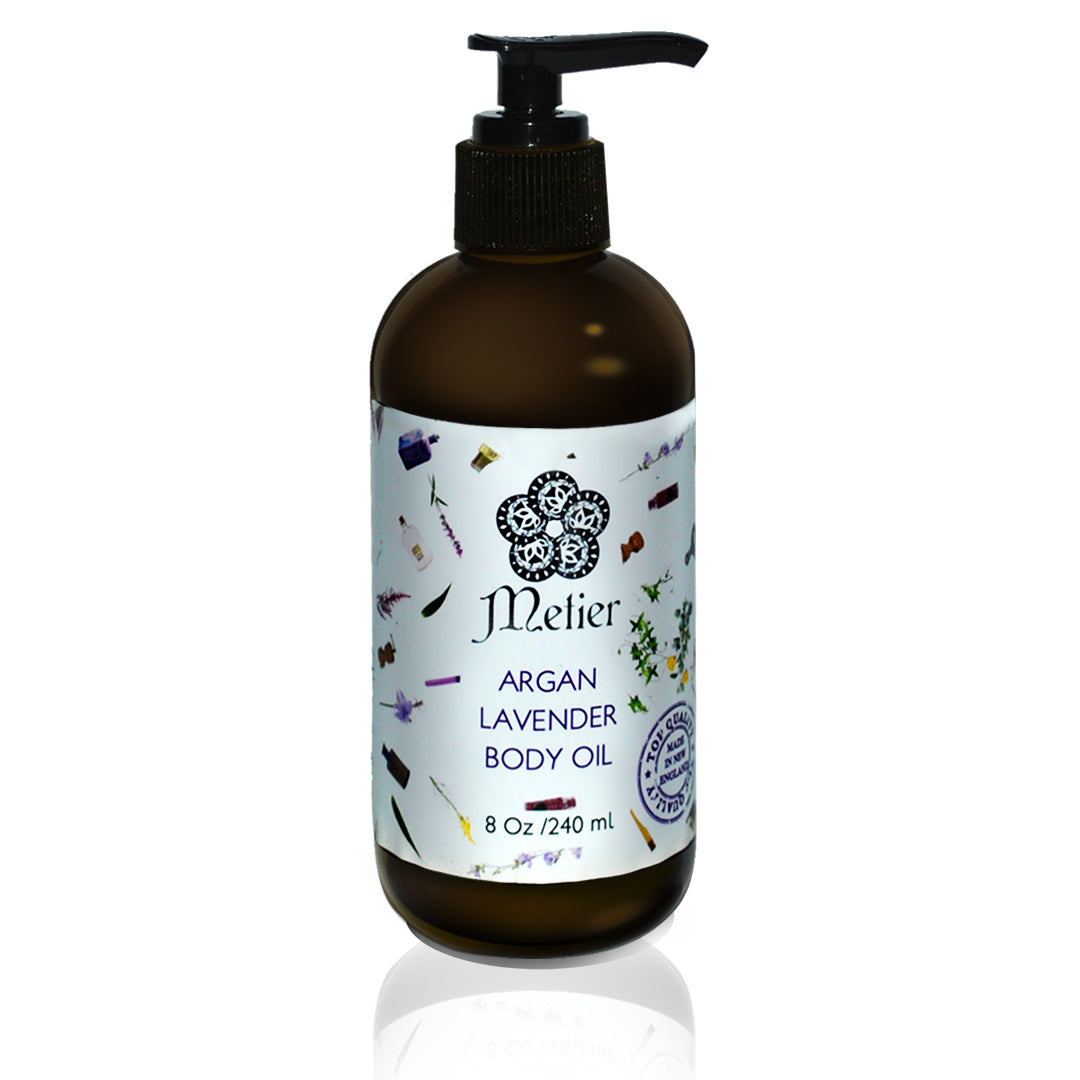 METIER ARGAN LAVENDER BODY OIL