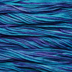 hand dyed embroidery floss