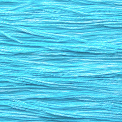 blue hand dyed floss
