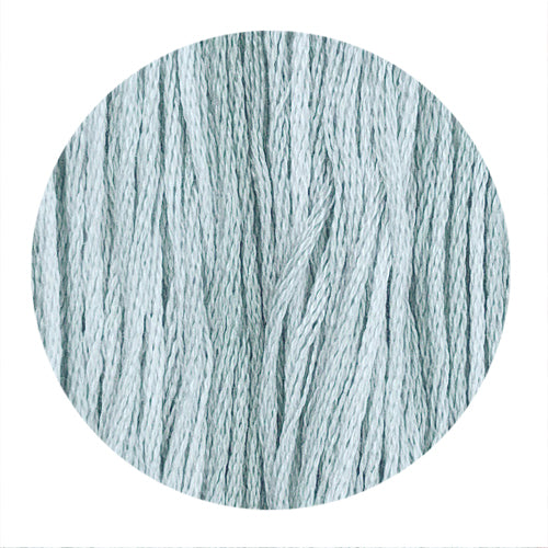 Hand Dyed Thread - French Grey