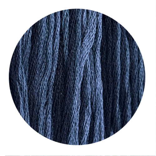 Hand Dyed Thread - Midnight