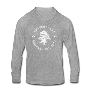Knaughty Log Co - Knaughty Log Co - Cedar Tree Hoodie Shirt