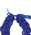 LUV COLLAR DE SEMILLAS AZUL