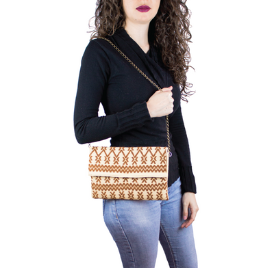 MEXFASTYLE BOLSO ROBLE