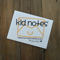 Kid Notes Colossians 2:6-7 Envelope - Grace Notes Subscription