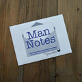 Man Notes John 11:25-26 Envelope - Grace Notes Subscription
