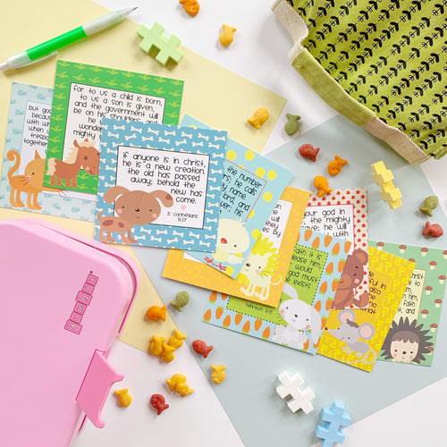 Kid's Lunch Box Notes Bundle