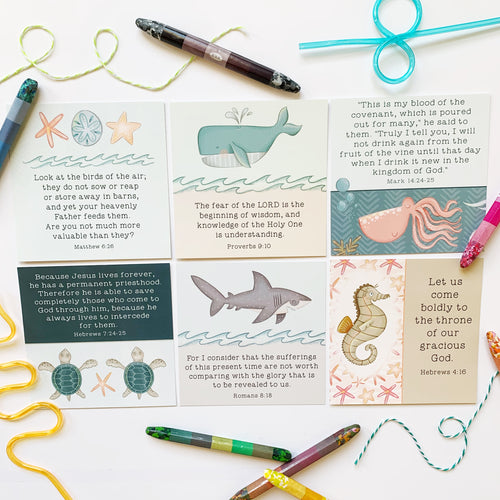 Kid's Under The Sea Bundle