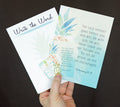 Deuteronomy 31:8 Envelope - Grace Notes Subscription