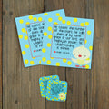 Kid Notes Psalm 145:4-5 Envelope - Grace Notes Subscription
