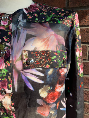 Givenchy Blouse! - New York Authentic Designer - Givenchy