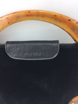 Stunning Miu Miu Clutch! - New York Authentic Designer - Miu Miu