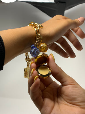 Missoni Perfume Charm Bracelet! - New York Authentic Designer - Missoni