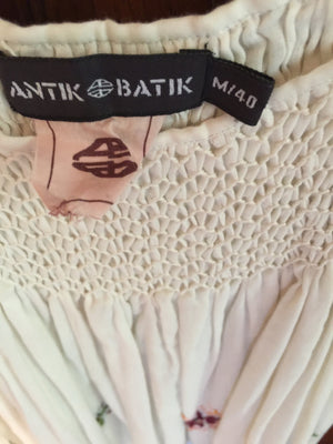 Antik Batik Dress - New York Authentic Designer - Antik Batik