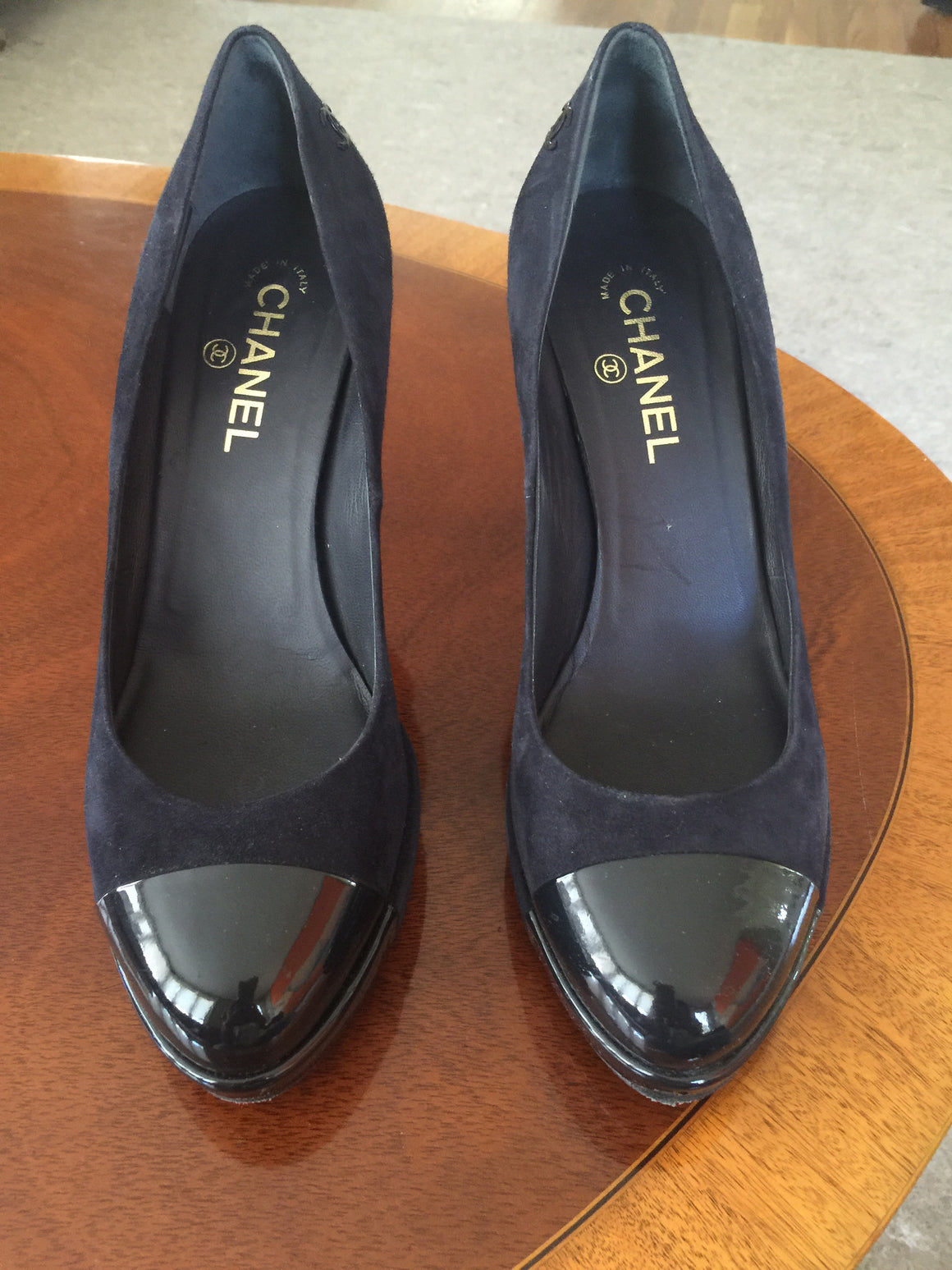 Authentic Chanel Pumps - New York Authentic Designer - Chanel