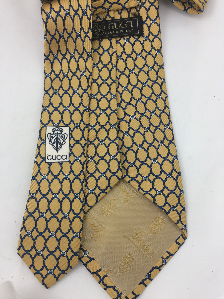 Gucci Tie - New York Authentic Designer - Gucci