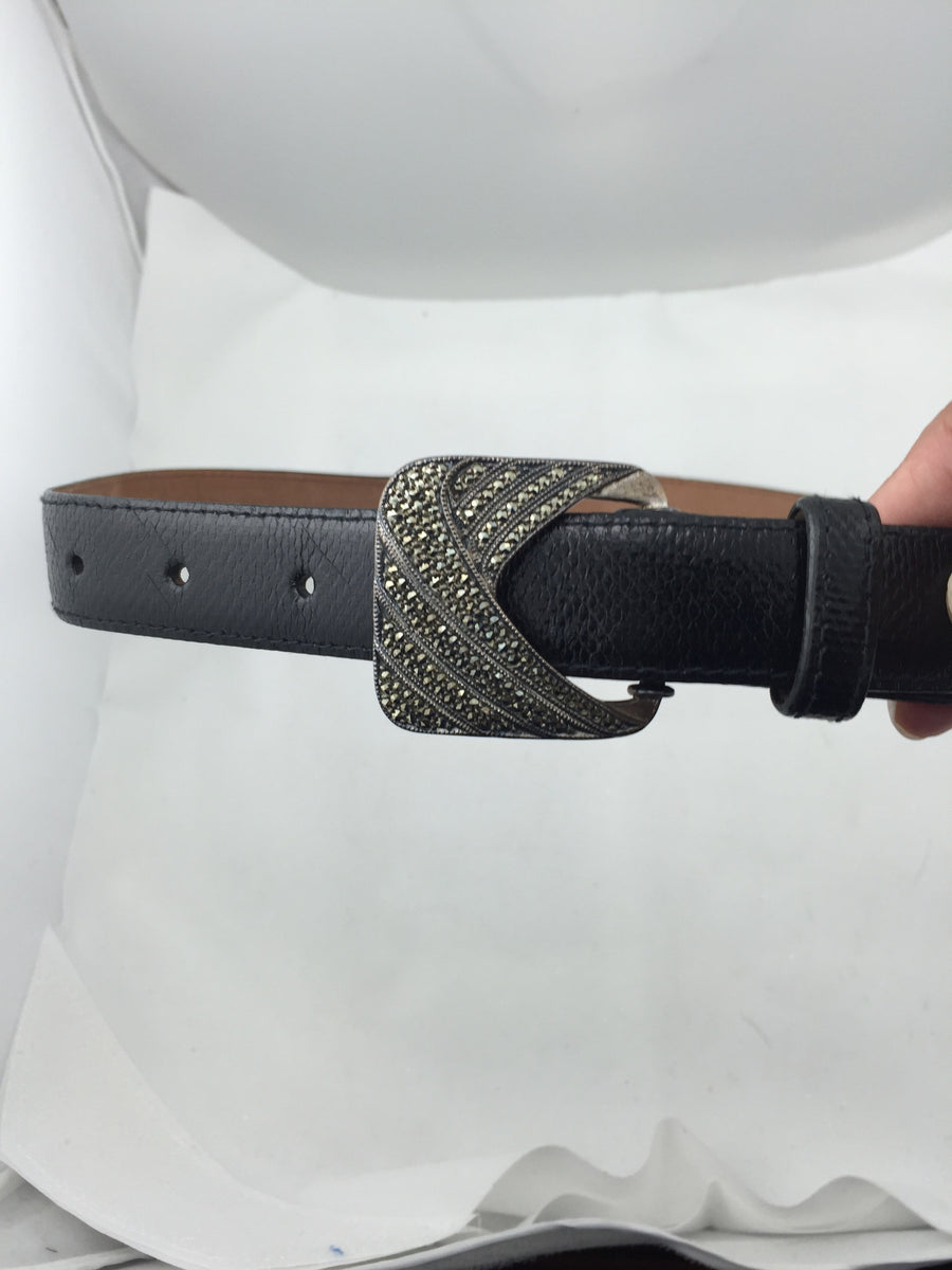 Judith Jack Snakeskin Belt - New York Authentic Designer - Judith Jack