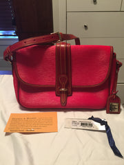 Dooney and Bourke Equestrian Bag - New York Authentic Designer - Dooney & Bourke