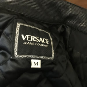 Versace Jeans Motorcycle Jacket - New York Authentic Designer - Versace