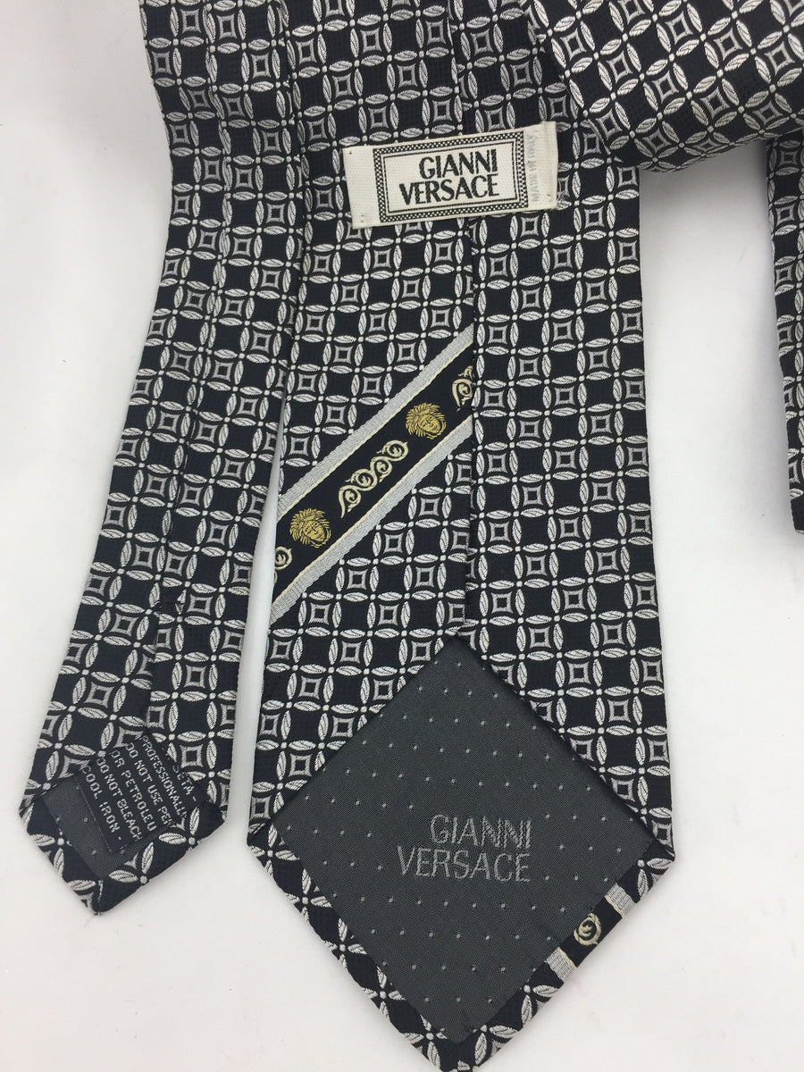 Versace Tie - New York Authentic Designer - Versace