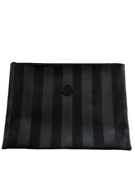 Fendi Black Clutch! - New Neu Glamour