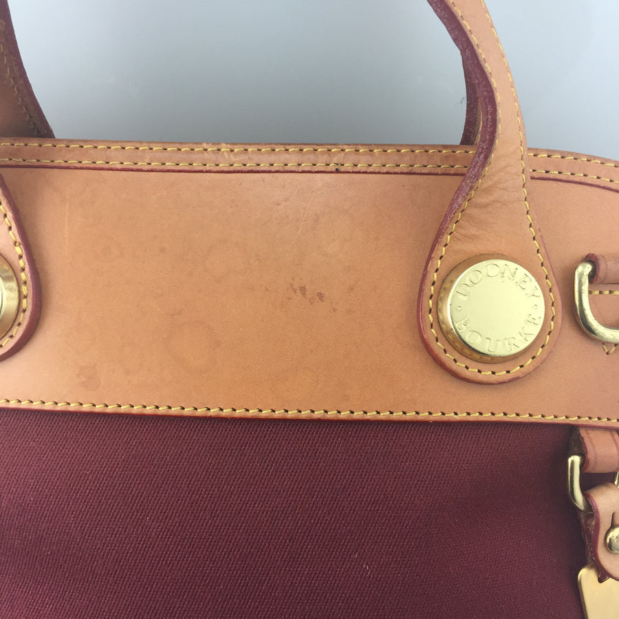 Dooney and Bourke Handbag - New York Authentic Designer - Dooney & Bourke