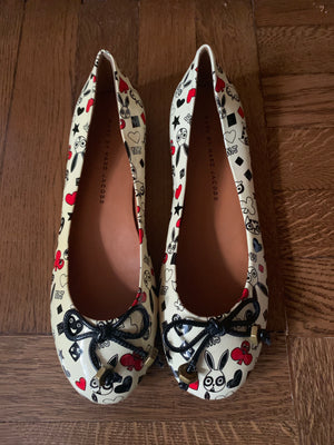Marc Jacob Flats - New York Authentic Designer - Marc by Marc Jacobs