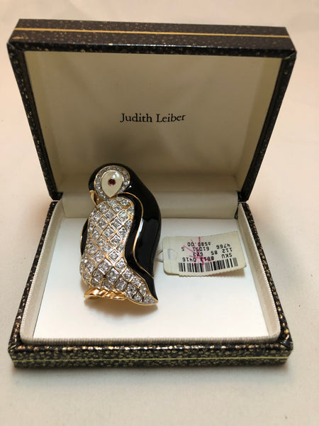 Judith Leiber Brooch! - New York Authentic Designer - Judith Leiber