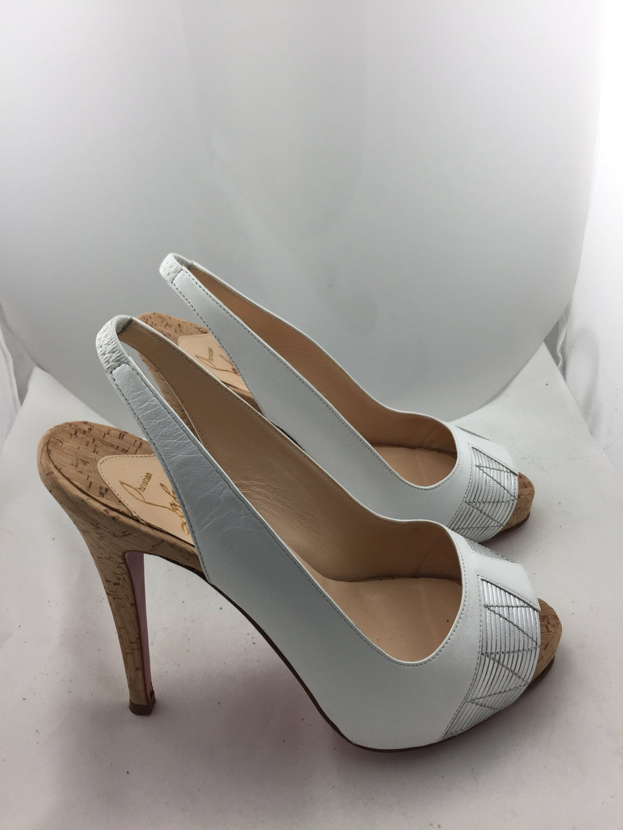 Christian Louboutin Pumps! - New York Authentic Designer - Christian Louboutin