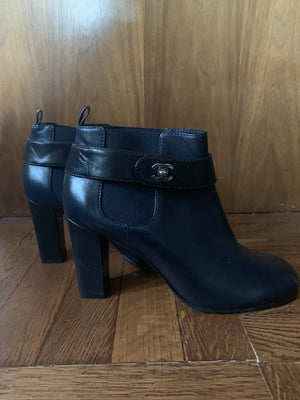 Chanel ankle boots - New York Authentic Designer - Chanel