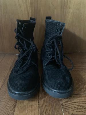 Shelly of London Combat boots! - New York Authentic Designer - New Neu Glamour | Preloved Designer Fashion