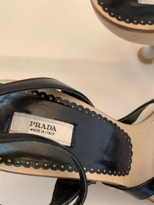 Prada Sandals! - New York Authentic Designer - Prada