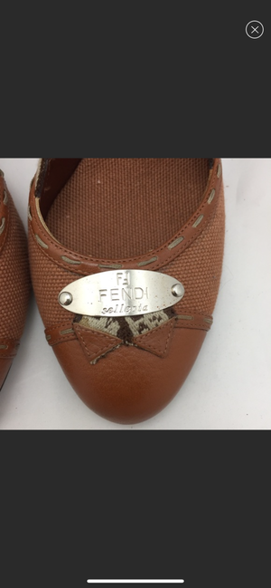 Fendi Shoes! - New York Authentic Designer - Fendi