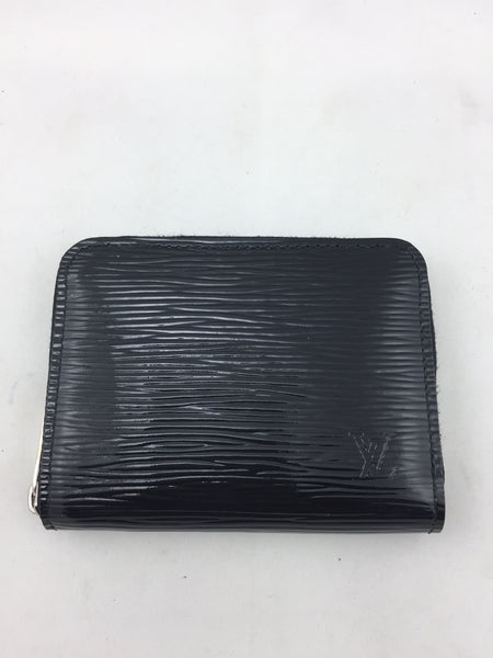 Louis Vuitton Black Epi Small Wallet! - New Neu Glamour