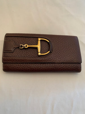Gucci Bi-Fold Wallet! - New York Authentic Designer - Gucci