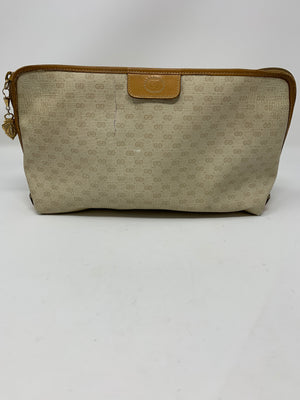 Gucci Cosmetic Bag! Vintage!
