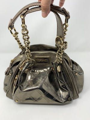 Versace Handbag! - New York Authentic Designer - Versace