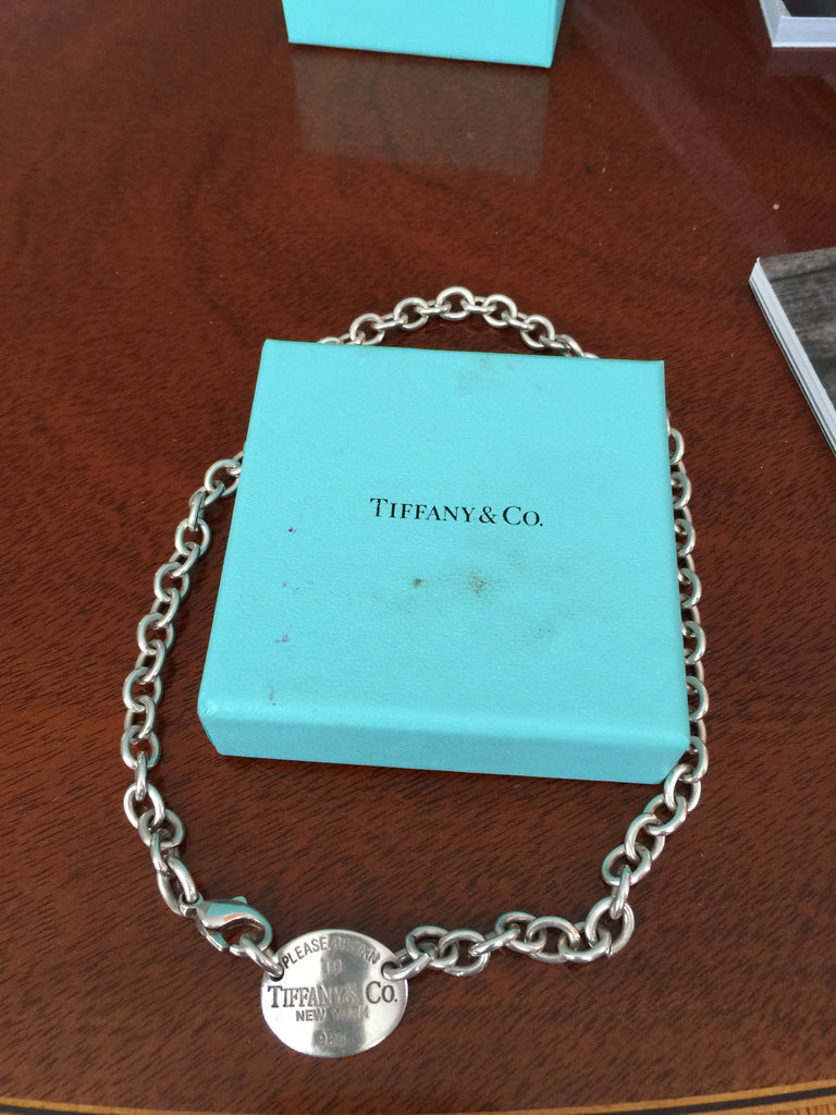 Authentic Tiffany Necklace! - New York Authentic Designer - Tiffany