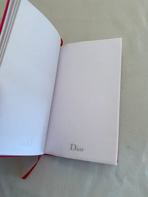 Dior Notes Book! - New York Authentic Designer - Christian Dior