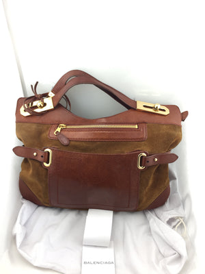 Balenciaga Satchel Handbag! - New York Authentic Designer - Balenciaga