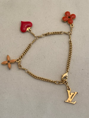 Louis Vuitton Charm Bracelet! - New York Authentic Designer - Louis Vuitton