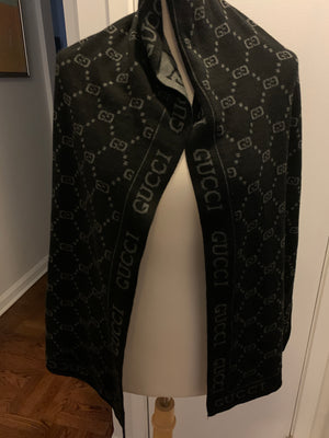 Gucci Scarf! - New York Authentic Designer - Gucci