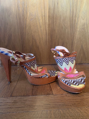 Missoni Pumps - New York Authentic Designer - Missoni
