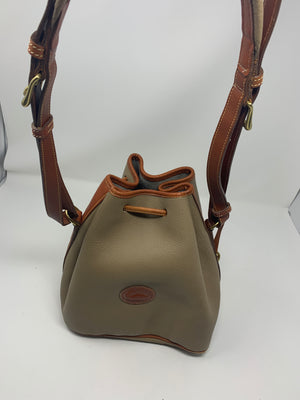 Dooney and Bourke Bucket Bag!