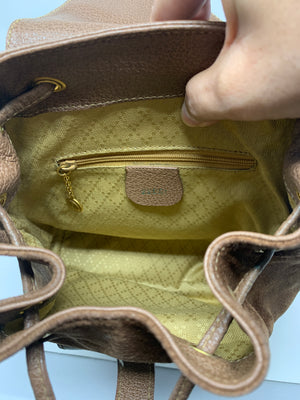 Gucci Backpack! Vintage!! - New York Authentic Designer - Gucci