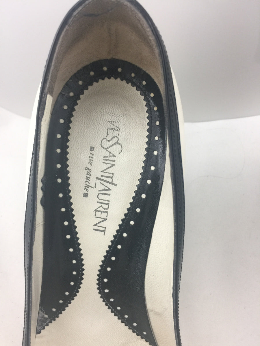 Yves St. Laurent Pumps! - New York Authentic Designer - Yves St. Laurent