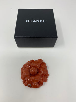 Chanel Camellia Brooch! - New York Authentic Designer - Chanel